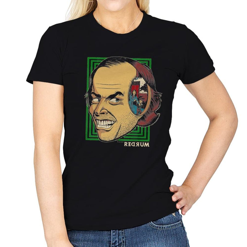 Redrum - Womens - T-Shirts - RIPT Apparel
