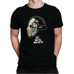 Full Metal Machete - Mens Premium - T-Shirts - RIPT Apparel