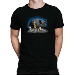 Droid Road Exclusive - Mens Premium - T-Shirts - RIPT Apparel