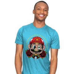 Dia de Marios - Mens - T-Shirts - RIPT Apparel