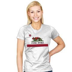 ETERNIA REPUBLIC - Womens - T-Shirts - RIPT Apparel