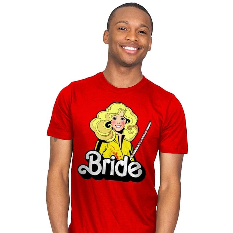 Bride - Mens - T-Shirts - RIPT Apparel