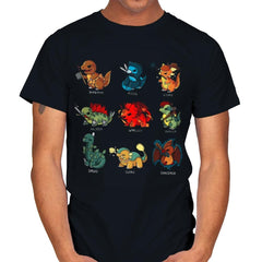 Dinosaur Role Play - Mens - T-Shirts - RIPT Apparel