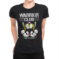 WARRIOR CLUB Exclusive - Womens Premium - T-Shirts - RIPT Apparel