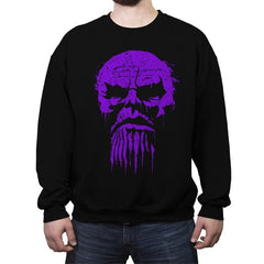 Punish The Universe  - Crew Neck Sweatshirt - Crew Neck Sweatshirt - RIPT Apparel