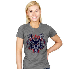 5H3NR0N - Womens - T-Shirts - RIPT Apparel