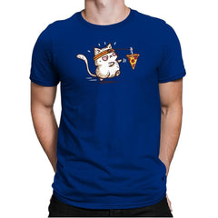 Self Meowtivation - Mens Premium - T-Shirts - RIPT Apparel