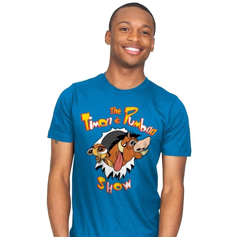 The Timon and Pumbaa Show - Mens - T-Shirts - RIPT Apparel
