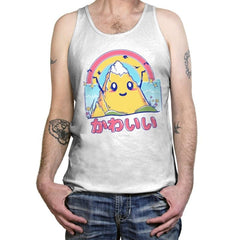 Mount Kawaii - Tanktop - Tanktop - RIPT Apparel