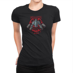 Fullmetal Gym Exclusive - Anime History Lesson - Womens Premium - T-Shirts - RIPT Apparel