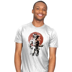 Saiyan Sun - Mens - T-Shirts - RIPT Apparel