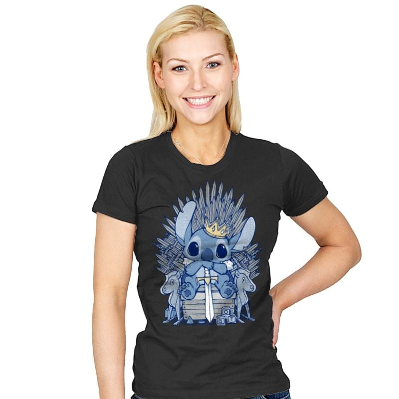 The 626 Throne - Anytime - Womens - T-Shirts - RIPT Apparel