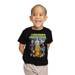 The Infinity Multiverse - Youth - T-Shirts - RIPT Apparel
