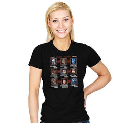 Mega King - Womens - T-Shirts - RIPT Apparel