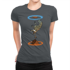Infi-nut! - Raffitees - Womens Premium - T-Shirts - RIPT Apparel