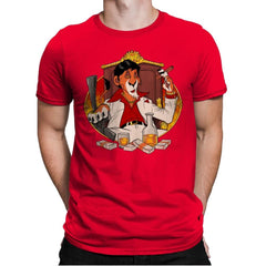 Hakuna Montana - Best Seller - Mens Premium - T-Shirts - RIPT Apparel