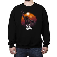 Back From The Pit Reprint - Crew Neck Sweatshirt - Crew Neck Sweatshirt - RIPT Apparel