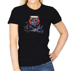 This is Bad Comedy - 80s Blaarg - Womens - T-Shirts - RIPT Apparel