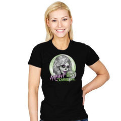 Zombie Girl - Womens - T-Shirts - RIPT Apparel