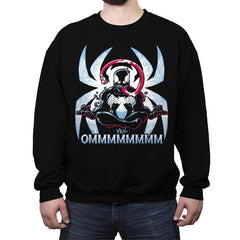 Ven-Ommm - Crew Neck Sweatshirt - Crew Neck Sweatshirt - RIPT Apparel