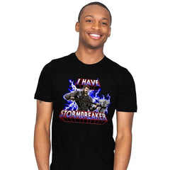I have Stormbreaker  - Mens - T-Shirts - RIPT Apparel