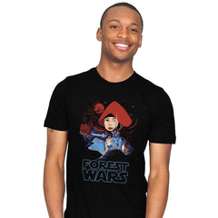 Forest Wars - Mens - T-Shirts - RIPT Apparel