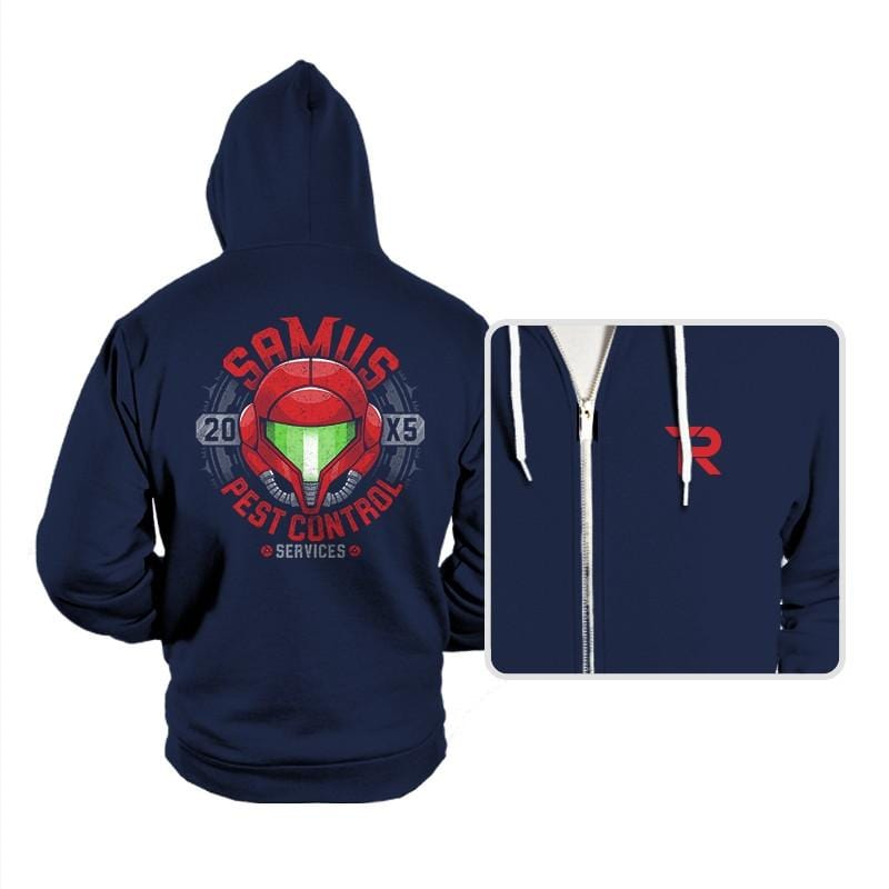 Pest Control Services - Hoodies - Hoodies - RIPT Apparel
