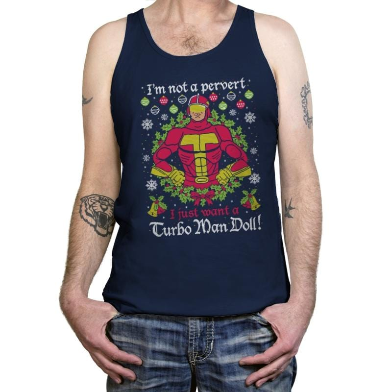 Not A Pervert - Ugly Holiday - Tanktop - Tanktop - RIPT Apparel