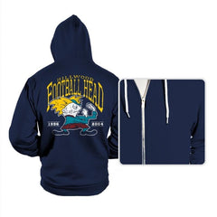 Football Head - Hoodies - Hoodies - RIPT Apparel