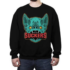 Suckers - Crew Neck Sweatshirt - Crew Neck Sweatshirt - RIPT Apparel