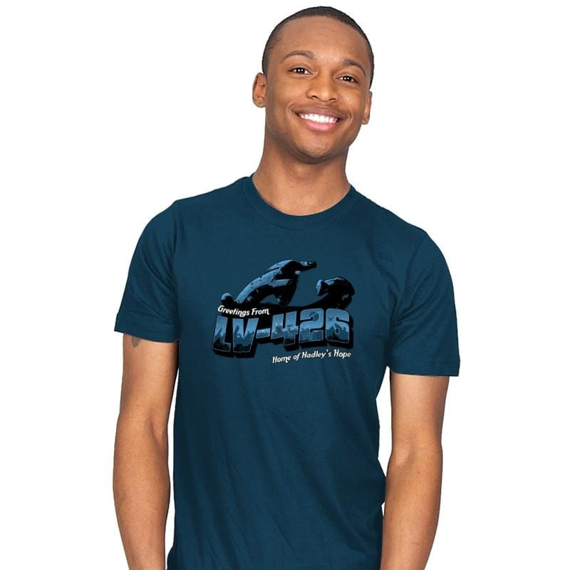 Greetings from LV-426 Exclusive - Mens - T-Shirts - RIPT Apparel