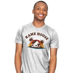 Kame House - Mens - T-Shirts - RIPT Apparel