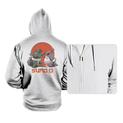 Sumo Pop - Hoodies - Hoodies - RIPT Apparel