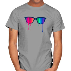 Love Wins - Pride - Mens - T-Shirts - RIPT Apparel