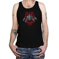 Fullmetal Gym Exclusive - Anime History Lesson - Tanktop - Tanktop - RIPT Apparel
