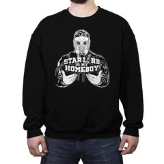 Home-Lord Is My Starboy - Crew Neck Sweatshirt - Crew Neck Sweatshirt - RIPT Apparel
