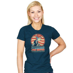 Burns for Mayor Exclusive - Womens - T-Shirts - RIPT Apparel
