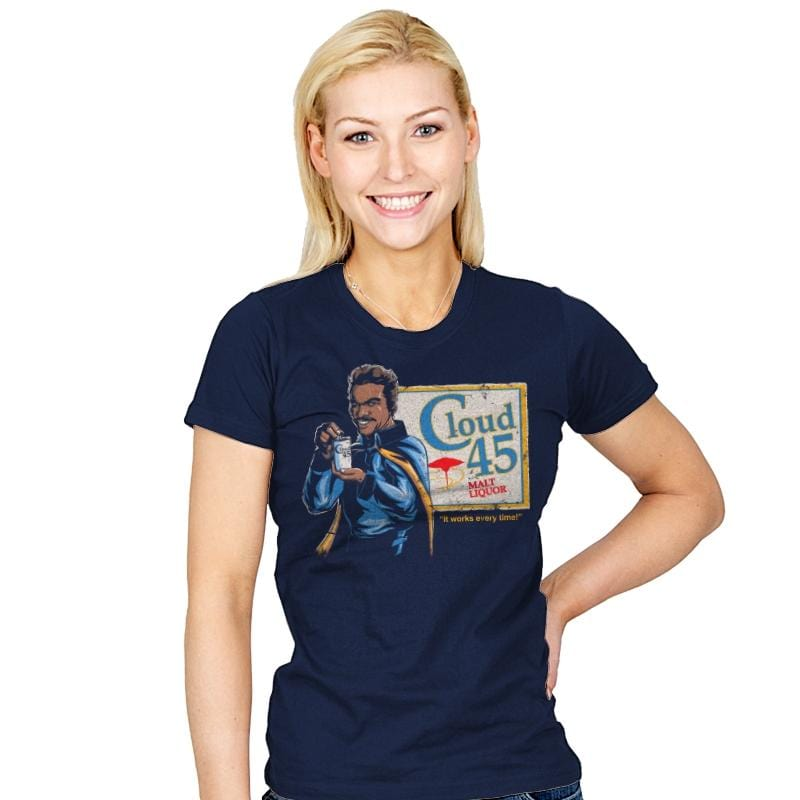 Lando's Cloud 45 - Best Seller - Womens - T-Shirts - RIPT Apparel