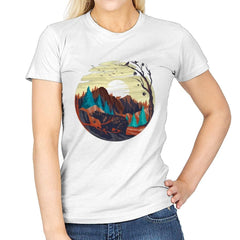 Nature Chill - Womens - T-Shirts - RIPT Apparel