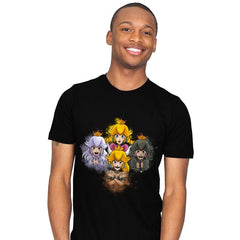 Princette Rhapsody - Mens - T-Shirts - RIPT Apparel