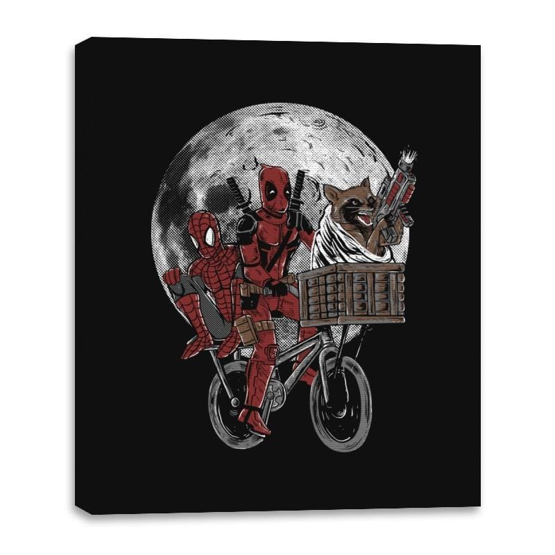 Chimichanga's Quest - Canvas Wraps - Canvas Wraps - RIPT Apparel