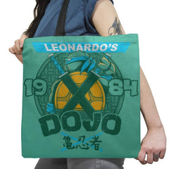 Leo's Dojo Exclusive - Tote Bag - Tote Bag - RIPT Apparel