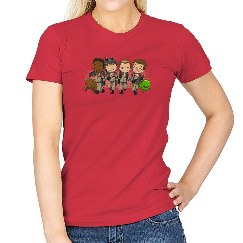 The Old Guard - Miniature Mayhem - Womens - T-Shirts - RIPT Apparel
