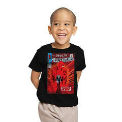 Daredevil No More! - Youth - T-Shirts - RIPT Apparel