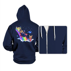 The Carefrost Bridge - Hoodies - Hoodies - RIPT Apparel