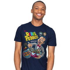 Rebel Pebbles - Mens - T-Shirts - RIPT Apparel