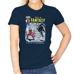 Tales of Fantasy 7 - Womens - T-Shirts - RIPT Apparel