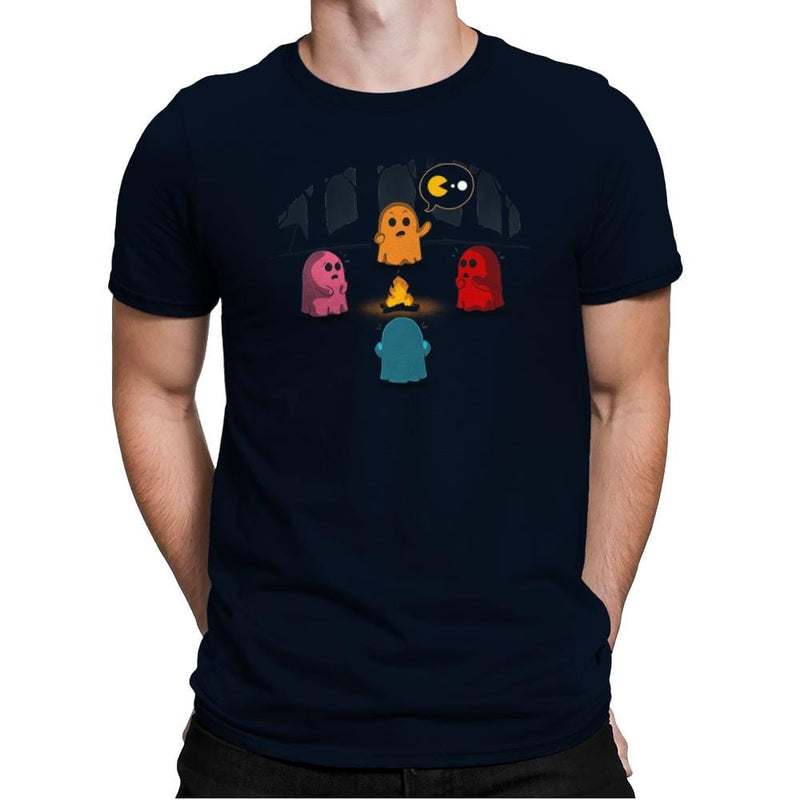 Ghost Stories - Mens Premium - T-Shirts - RIPT Apparel
