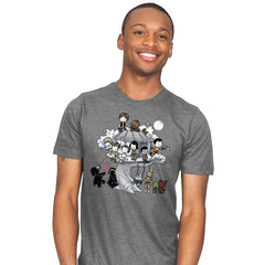 Light Side Club - Mens - T-Shirts - RIPT Apparel