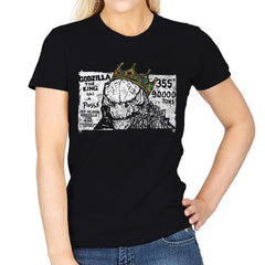 The Big King - Womens - T-Shirts - RIPT Apparel